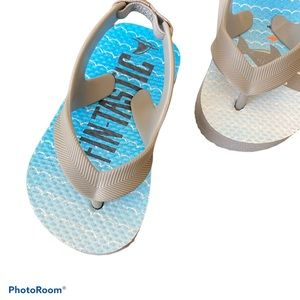 Other - Baby Boys Fin-Tastic Shark Sandals 3/4